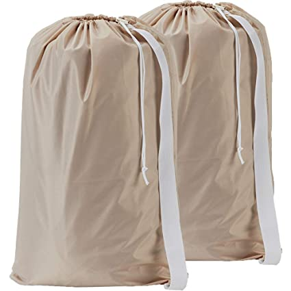Amazon.com: Homest - Bolsa de nailon para la colada con ...