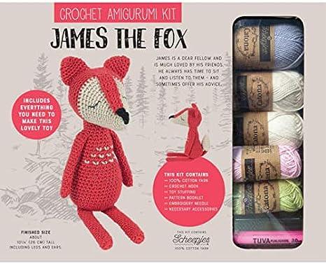 Amazon.com: DIY crochet kits,Luxury Happy Chicken Amigurumi ...   379x466