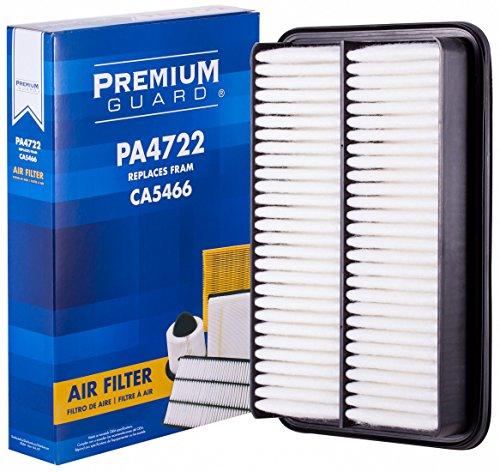 PG Air Filter PA4722 | Fits 1998-02 Chevrolet Prizm, 1995-02 Mazda Millenia, 1993-02 Toyota Corolla