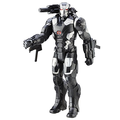 Marvel Titan Hero Series Marvel's War Machine Electronic Figure (War Machine Figure)