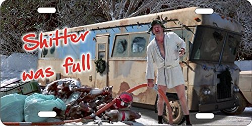 Christmas Vacation Rv.Christmas Vacation Cousin Eddie Rv Novelty Front License