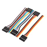 Best uxcell Long Boards - uxcell 5PCS 2.54mm Pitch 6P Female Breadboard Single Review