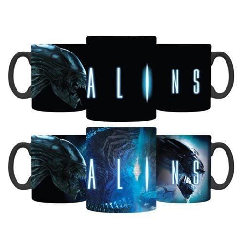 Aliens Heat Change Mug