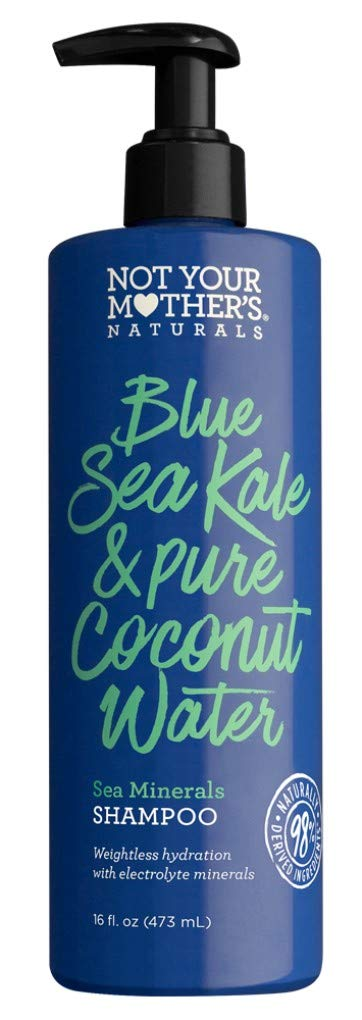 Not Your Mother's Naturals Shampoo Coconut Water, 16.0 Ounce
