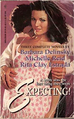 Expecting! : The Stud / A Question of Pride / A Little Magic (By Request) by Barbara Delinsky (1996-06-01)