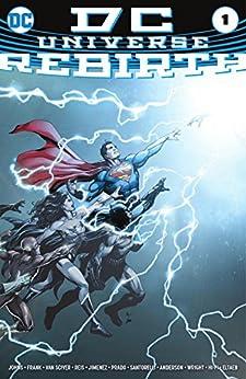 DC Universe: Rebirth (2016) #1 by [Johns, Geoff]