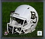 Baylor Bears NCAA Helmet Photo (Size: 12'' x 15'') Framed