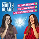 HONEYBULL Mouth Guard for Grinding Teeth [6 Pack