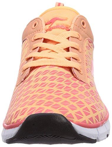 mode K Peach Run Dkpeach Kangaroos 777 Baskets 8005 femme Blue Orange 1qqRdX