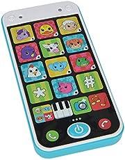 ABC 104010002 Smartphone, Flerfärgad, 14 cm, 12 - 36 Månader