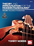 Theory and Improvisation for the Modern Mandolinist