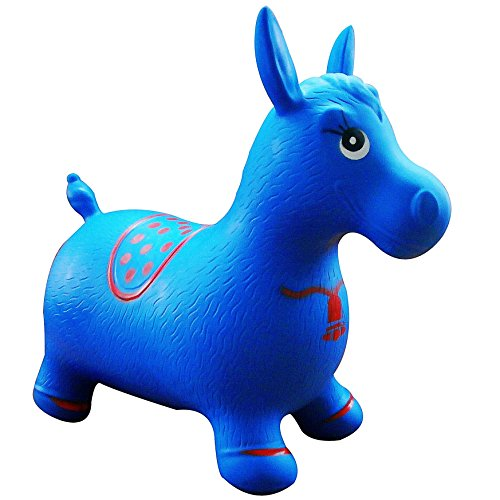 Review Blue Horse Hopper, Pump