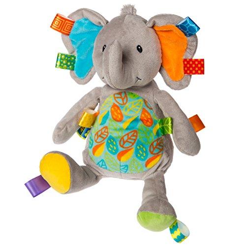 Taggies Little Leaf Elephant Soft Toy (Doll Tag)