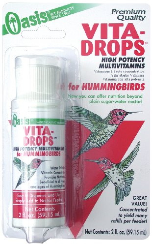 OASIS  #802584  Hummingbird Vitamin, 2-Ounce