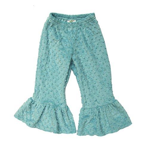 Minky Ruffle Pants - 1