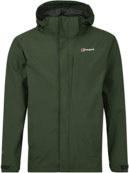 berghaus Hillwalker Long Interactive Gore-Tex Waterproof ...