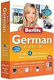 Berlitz Learn German Premier (PC/Mac) (6 CD Set - Windows & Macintosh)