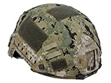 Military Army Tactical Equipment Helmet Accessory Combat Fast Helmet Cover (AOR2)