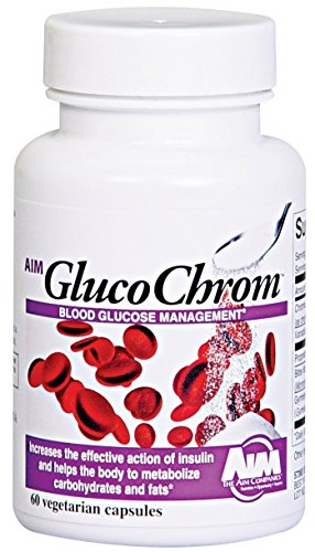 AIM GlucoChrom to maintain blood sugar levels
