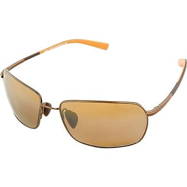 Maui Jim High Tide Metallic Copper, Bronze Polarised lentilles H323-23 lunettes  de soleil bf4220505293