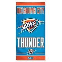 WinCraft Oklahoma City Thunder Beach Towel