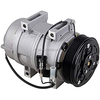 AC Compressor & A/C Clutch For Volvo S40 S60 S80 V40 V70 XC70 XC90 - BuyAutoParts 60-01494NA New
