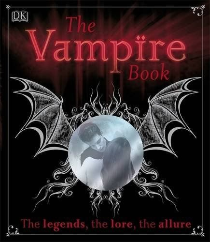 The VAMPIRE BOOK-Gothic Myth Legend Dracula Emo Haunted