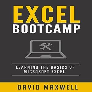 Excel Bootcamp Audiobook