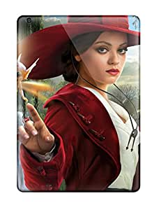 ZippyDoritEduard Scratch-free Phone Case For Ipad Air- Retail Packaging - Mila Kunis Oz The Great And Powerful
