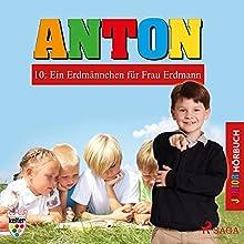Ein Erdmännchen für Frau Erdmann (Anton 10) Hörbuch von Heike Wendler Gesprochen von: Lena Donnermann