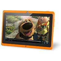 Vuru JR. 8GB 7 Tablet, Android Jellybean 4.1, Dual Camera, 3G Capable, Dual Core 1.2 GHz- Orange