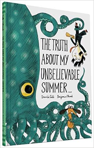 Image result for The Truth About My Unbelievable Summer by Benjamin Chaud