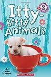 Itty-Bitty Animals, Joan Emerson, 0545532388