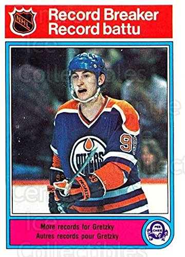(CI) Wayne Gretzky Hockey Card 1982-83 O-Pee-Chee (base) 1 Wayne ()