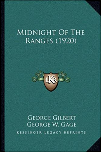 Book Midnight of the Ranges (1920)