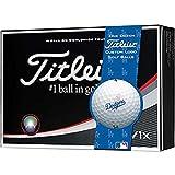 Titleist Pro V1x MLB Golf Balls   Los Angeles Dodgers