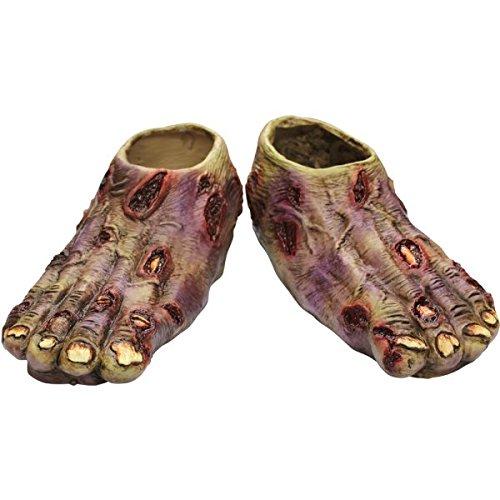 zombie feet - 9
