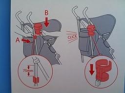 maclaren cup holder instructions