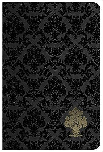 NKJV Large Print Personal Size Reference Bible, Black Velvet: Holman