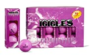 Vgolf Lavender Crystal Ball (Pack of 3)
