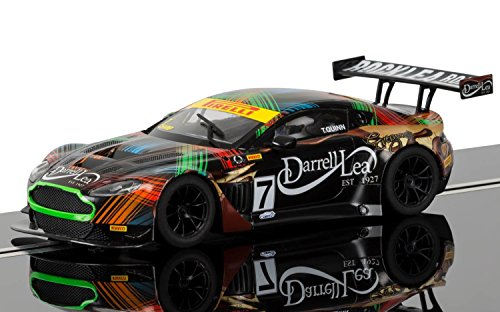 Scalextric C3856 Aston Martin GT3 Tony Quinn Clipsal 500, 2013 Slot Car