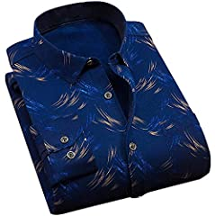 Top quality & good workmanship,providing you comfortable wear experience. Fashion & popular style surely make you more handsome! Various neck style and colors,you will be more free to choose;Soft fabric,comfortable to wear. Asian size...