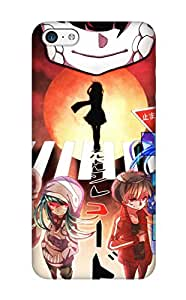Kathewade Hot Tpye Anime Vocaloid Kagerou Project Case Cover For Iphone 5c For Christmas Day's Gifts