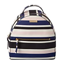 Kate Spade Laurel Way Printed Sammi Cruise Stripe Backpack