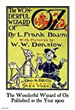 The Wonderful Wizard of Oz Illustrations: Small 13?19 Poster (Original Title Page) by ArtDash?