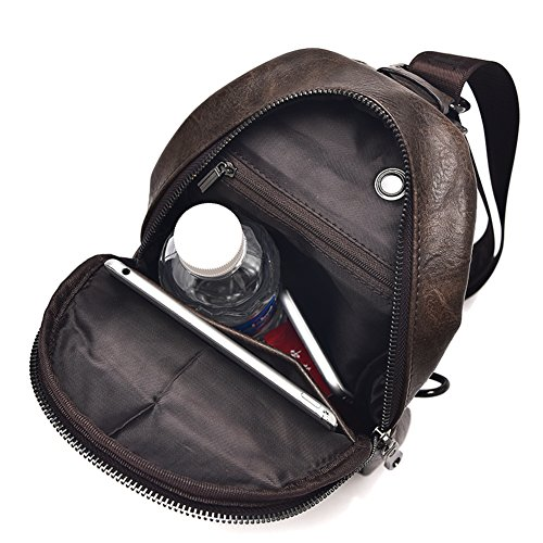Strap Bag Bags Men Shoulder Single Bag Messenger Leather Package Package A Bag Tide Breast Sports Mens B Cycling EfwF7xq