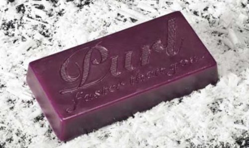 Purl Ski/Snowboard Wax All temp 1Lb Block (Temp Wax)