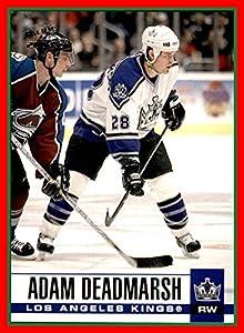 2003-04 Pacific #154 Adam Deadmarsh LOS ANGELES KINGS