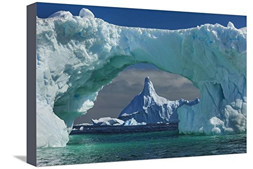 artedge Magnificant Antartica Stretched Canvas Printの商品画像