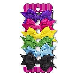 Gimme Bright Ribbon Bows, Variety 6pc